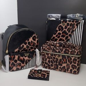 NEW!Victoria's Secret Animal Print Set